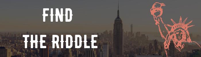 riddle new york