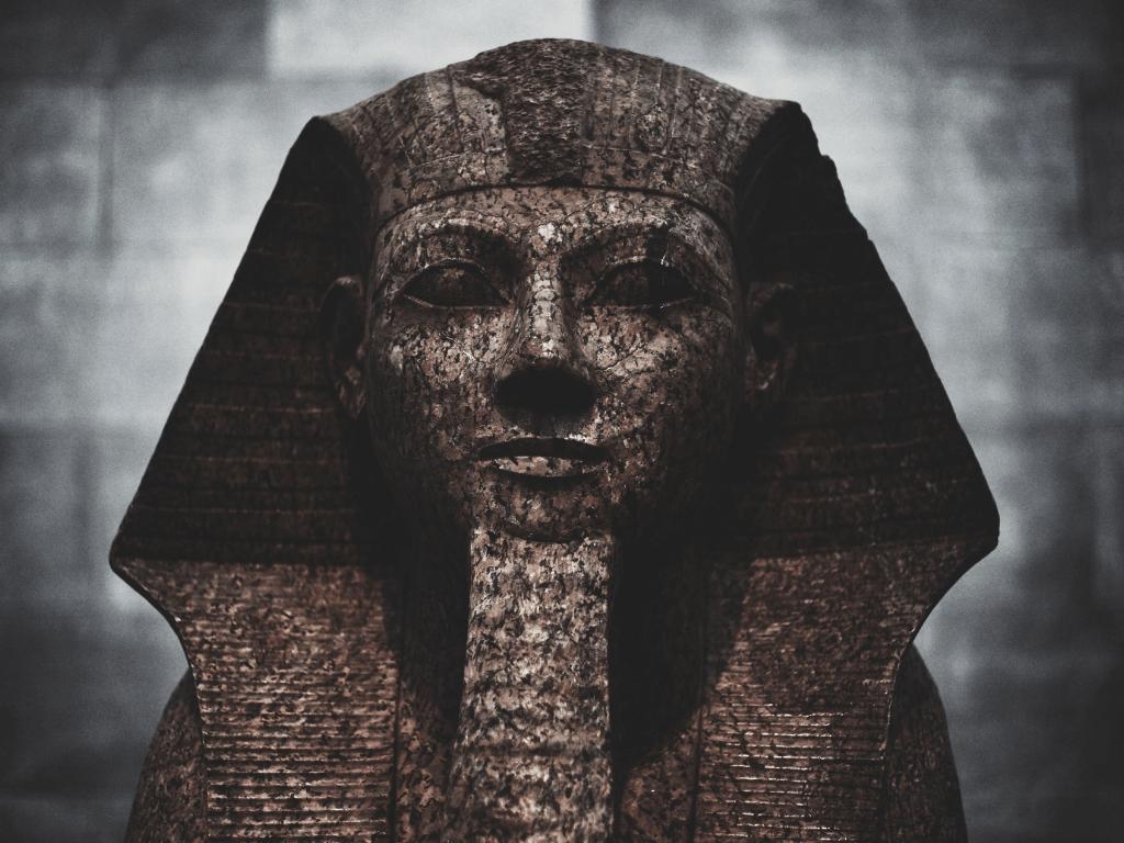 Los egipcios en el Museo Metropolitano de Arte de Nueva York