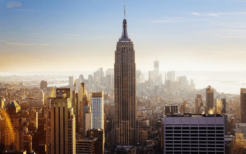 edificios más altos nueva york